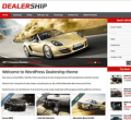 Gorilla Themes: Dealership WordPress Theme