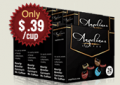 Angelino's Coffee: 40% Off 192 Single Cups