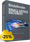 BitDefender: 25% Geschenkt Auf Small Office Security Software