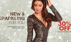 Milanoo: 60% Off New & Spakling For You