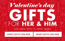 Milanoo: Shop Valentine's Day Gifts For Her&Him