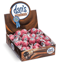 "DansChocolates: Peppy-r-Mint"" Shelfpack"