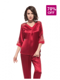 Casasilk: Up To 75% Off Pajamas