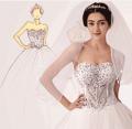 Milanoo: Up To 70% Off 2015 Wedding Dress Styles