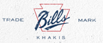Click to Open Bills Khakis Store