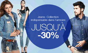 Milanoo: 30% De Réduction Jeans- Collection Jusqu'à