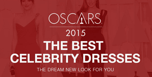 Milanoo: Oscars 2015: The Best Celebrity Dresses