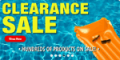In The Swim: Clearance Sale For Low Prices