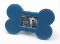 Fur My Pet: Blue Bone Picture Frame For $15