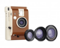 Lomography: Lomo'Instant Sanremo + 3 Lenses For $169