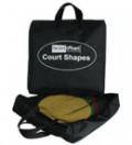 OnCourt OffCourt: Court Shapes Bag For $15