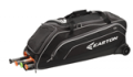 Baseball Plus Store: Easton E900W Black Equipment Bag With Wheels For 139.95