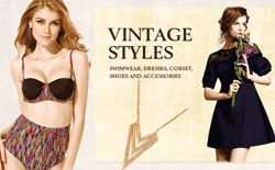 Milanoo: Vintage Styles Starting At $12.99