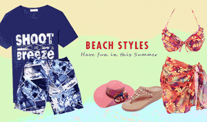 Milanoo: Beach Styles Starting At $14.99