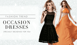 Milanoo: Occasion Dresses Starting At $89.99