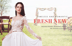 Milanoo: Perfect Wedding Dresses For You Starting At $99.99
