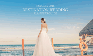 Milanoo: Summer 2015 Destination Weddiing Planning Guide
