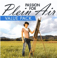40% off Passion for Plein Air Value Pack