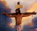 Lords Art: Just $34.95 For Calvary - 13 Selections Available