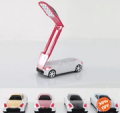 Syg Mall: 30% Off LED Sports Car Shape Desk Lamp 2 Modes