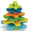 Skip Hop: Starfish Stay-Put Bath Stacker At Just $15