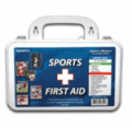 E-First Aid Supplies: Coach's Medium Plastic First Aid Kit $12.95