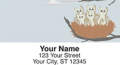 CheckAdvantage: Country Owl Address Labels From $6.95