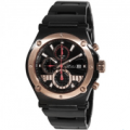 Timepieces USA: $60 Off Flyhawk IP Black Men's Watch