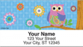 CheckAdvantage: Cute Owl Address Labels From $8.95