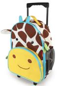 Skip Hop: Little Kid Rolling Luggage For $30