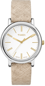 Timex: 26% Off Originals Linen Small