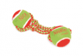 Fur My Pet: Naughty & Nice Ball And Rope For Only $10