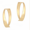 Belle Noel by Kim Kardashian Modernista Hoop Earrings