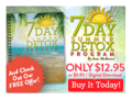 Hallelujah Diet: 7 Day Detox Kit Only $12.95 + Free Digital Book