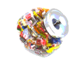 Old Time Candy: $29.99 For Glass Candy Jar