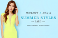 Milanoo: SOMMER STYLE SALE