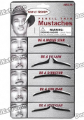 DealeXtreme: 73% Off Stylish Costume Artificial Mustache (Set Of 5)