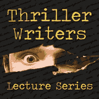 88% off Thriller Writers Lecture Series