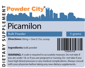 Powder City: Picamilon (Pikamilon) As Low As $3.32