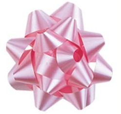 S Walter Packaging: 200 Pink Star Bows For $10.5