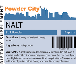 Powder City: N-Acetyl L-Tyrosine (NALT) Low To $3.09
