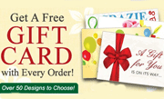 Magazine Agent: Free Gift Card On All Orders