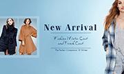 Milanoo: Nouveaux Coats De L'arrivée De 31.03€