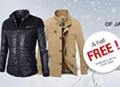 Milanoo: Shop Jacken Und Mäntel Von €19,15 + Kostenlose Hat
