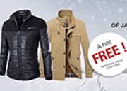 Milanoo: Shop Jackets And Coats From $18.99 + Free Hat