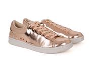 Eleven Paris: 11PRS Copper Tennis Shoes $ 79.00