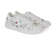 Eleven Paris: 11PRS Cartoon Tennis Shoes $ 79.00