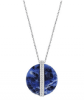 Swarovski: Disk Medium Pendant At Just $125
