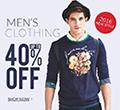 Rose Gal: 40% De Réduction Vêtements Pour Hommes + Livraison Gratuite