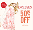 Rose Gal: 50% De Rabais Robes Vocation + Livraison Gratuite